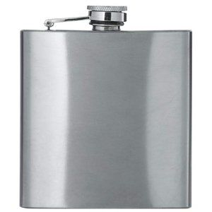 Other - Maxam® 6oz Stainless Steel Flask